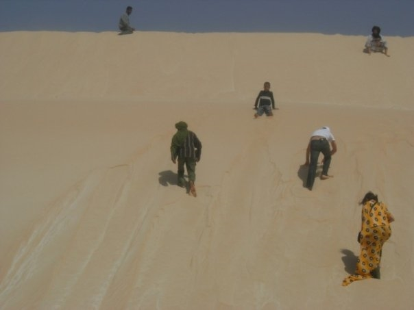 Training of Spanish teachers in the Sahara