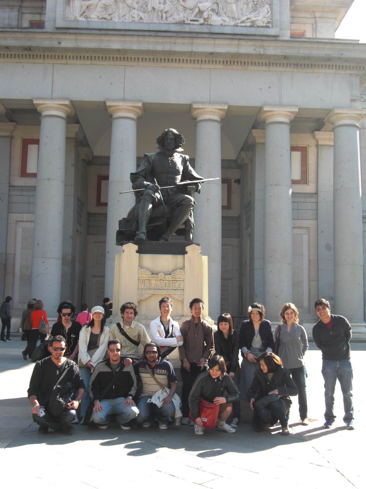 visit to Madrid