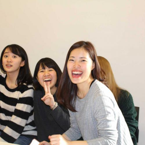 Ritsumeikan University Students 2017